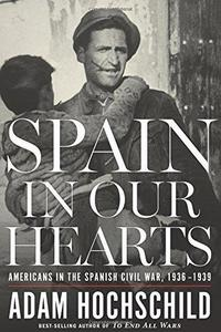 Spain in Our Hearts cover