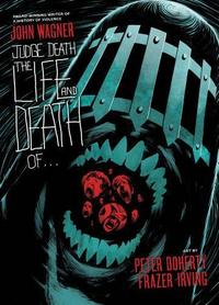 Judge Death: The Life and Death Of. cover
