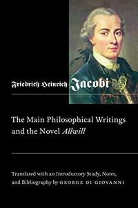 The main philosophical writings and the novel Allwill cover