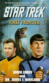 First Frontier cover