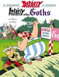 Asterix and the Goths cover