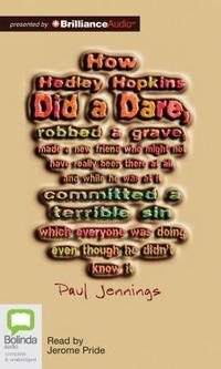 How Hedley Hopkins Did a Dare... cover