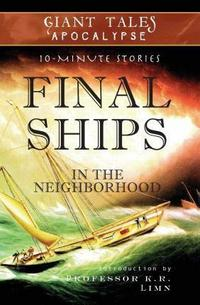 Final Ships in the Neighborhood : Mysterious Vessels cover