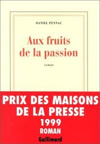 Aux fruits de la passion cover