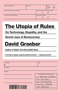 The Utopia of Rules cover