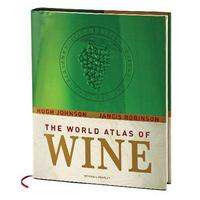 The World Atlas of Wine cover