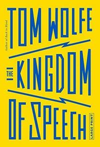 The Kingdom of Speech cover