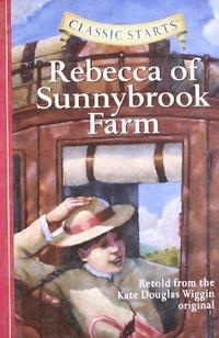 Rebecca of Sunnybrook Farm cover