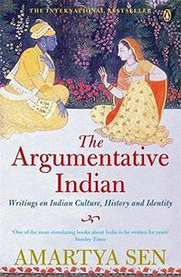 The Argumentative Indian cover