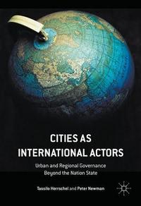 Cities as International Actors cover