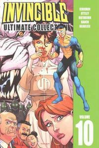 Invincible Ultimate Collection cover