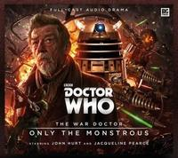 Doctor Who - The War Doctor 1: Only the Monstrous cover