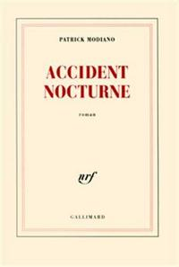 Accident nocturne cover