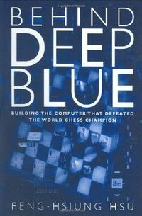 Behind Deep Blue cover