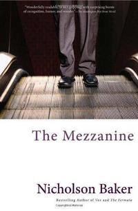 The Mezzanine cover