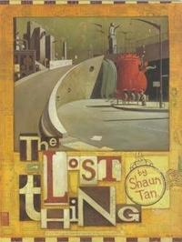 The Lost Thing cover
