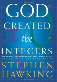 God Created the Integers cover