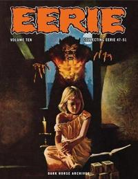 Eerie Archives Volume 10 cover