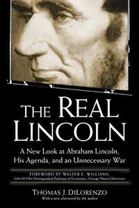 The Real Lincoln cover