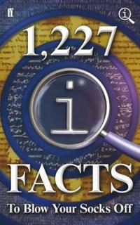 1227 Qi Facts To Blow Your Socks Off cover
