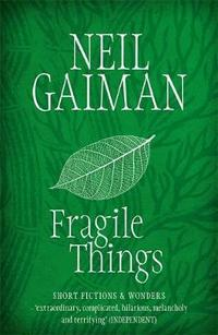 Fragile Things cover