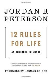 12 Rules for Life cover