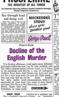 Decline of the English Murder cover