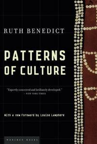 Patterns of Culture cover