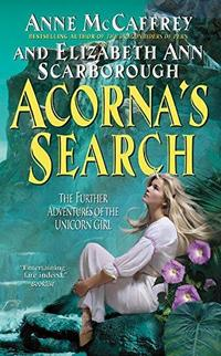 Acorna's Search cover