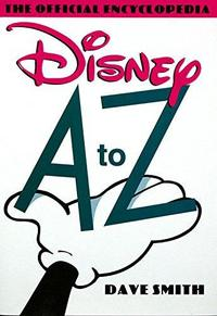 Disney A to Z: The Official Encyclopedia cover