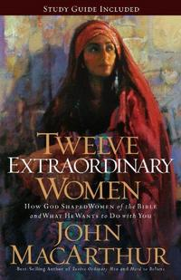 Twelve Extraordinary Women cover