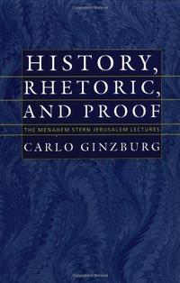 History, Rhetoric, and Proof cover