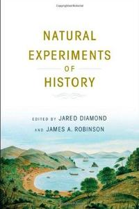 Natural Experiments of History cover