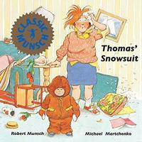 Thomas' Snowsuit cover