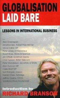 Globalisation laid bare cover