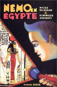 Némo en Egypte cover