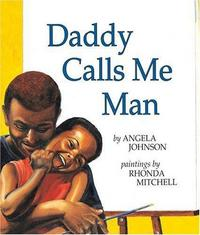 Daddy Calls Me Man cover