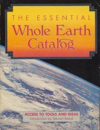 Essential Whole Earth Catalog cover