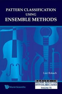 Pattern Classification Using Ensemble Methods cover