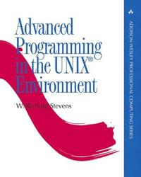Advanced Programming in the Unix Environment cover