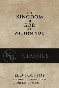 The Kingdom of God Is Within You cover