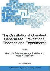 The gravitational constant cover