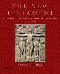 The New Testament cover