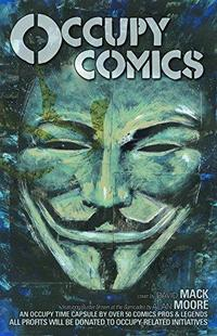Occupy Comics cover