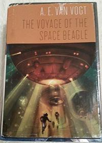 The Voyage of the Space Beagle cover