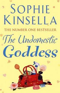 The Undomestic Goddess cover