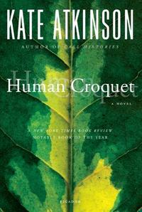 Human Croquet cover