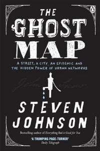 The Ghost Map cover