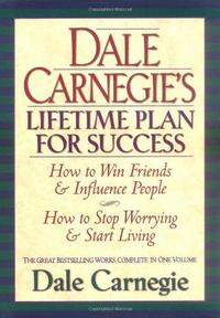 Dale Carnegie's Lifetime Plan for Success cover