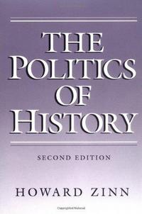 The Politics of History cover